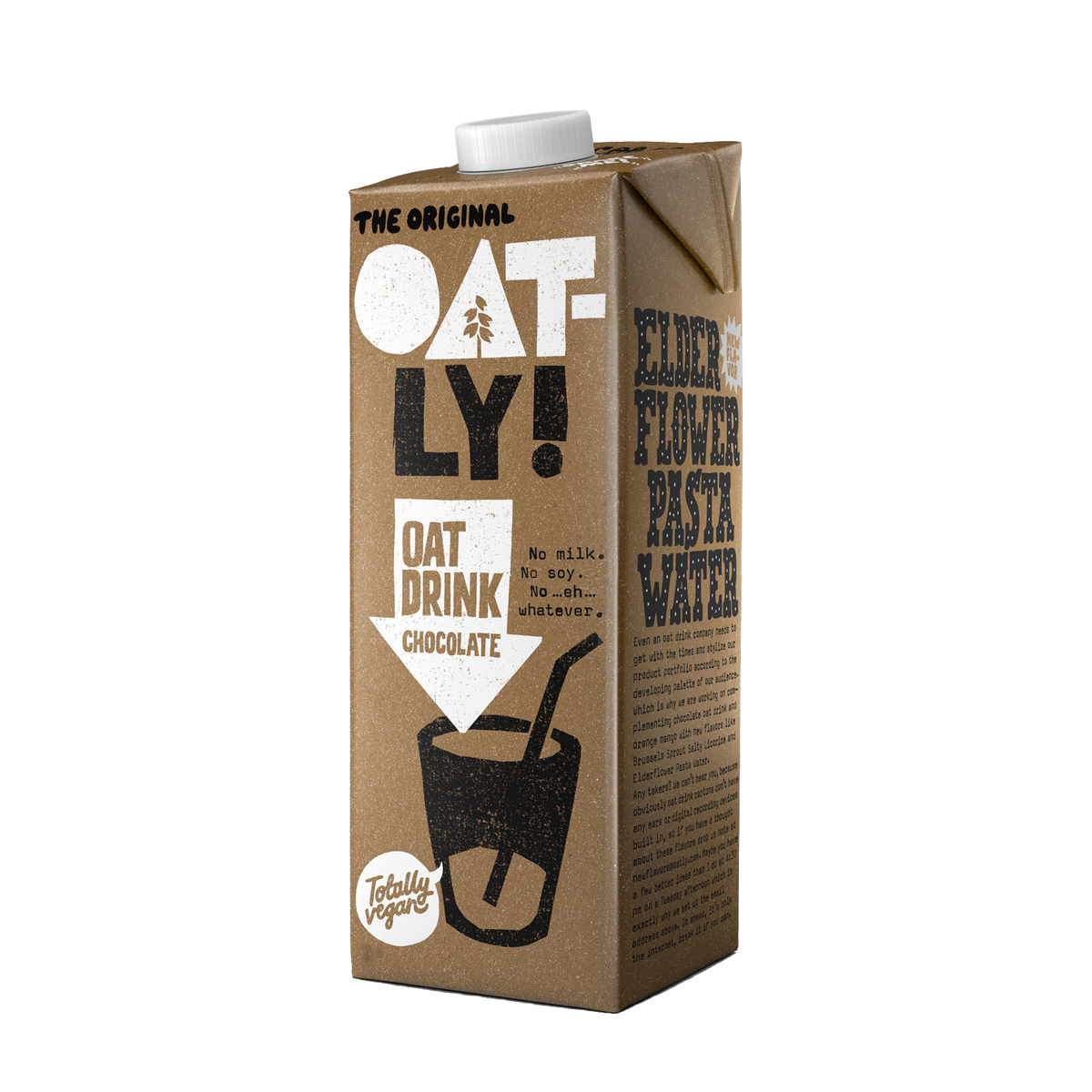 Leche de Avena Chocolate Oatly 11 oz