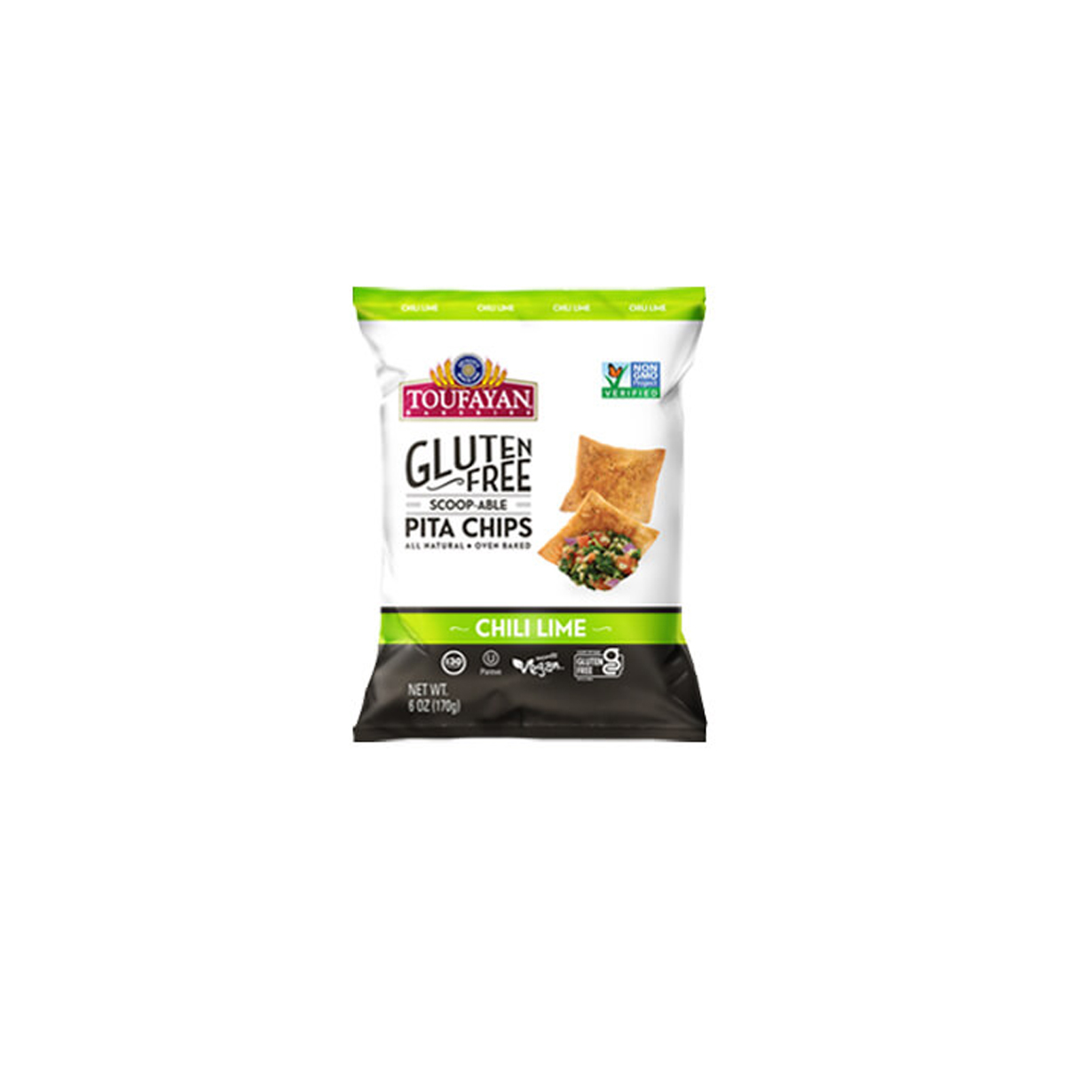 Pita Chips Chile & Lime Gluten Free