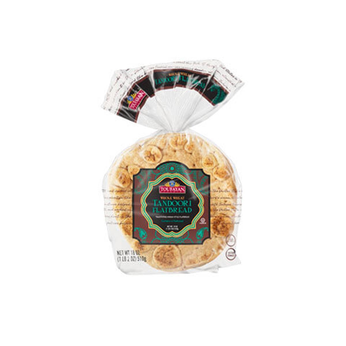 Flat Bread Tandoori Integral