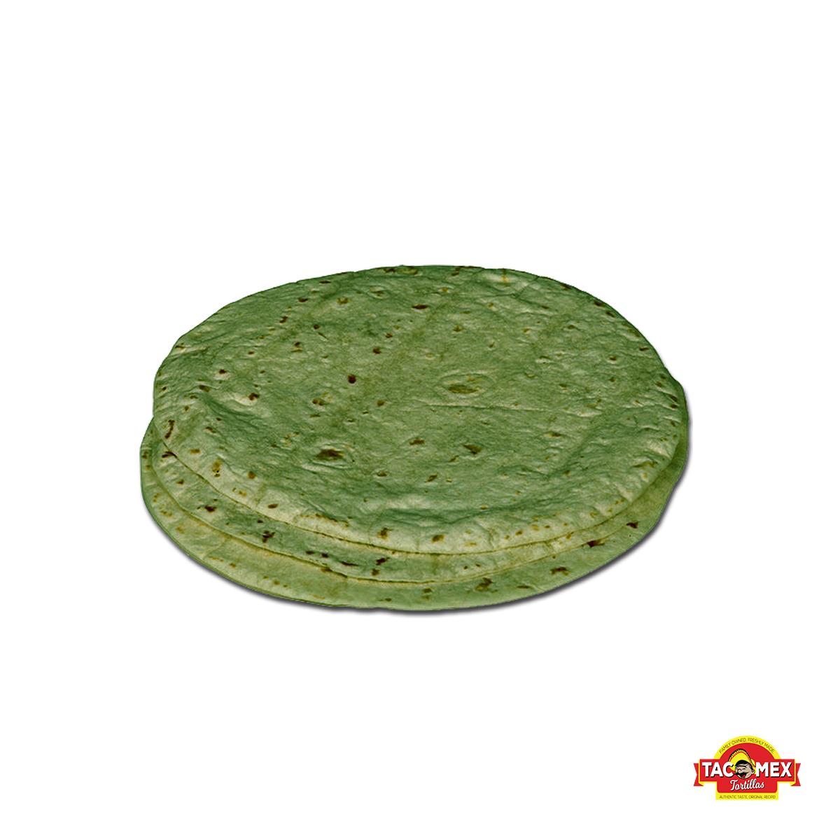"""Wrap de Espinaca 12"""" Tacomex"""