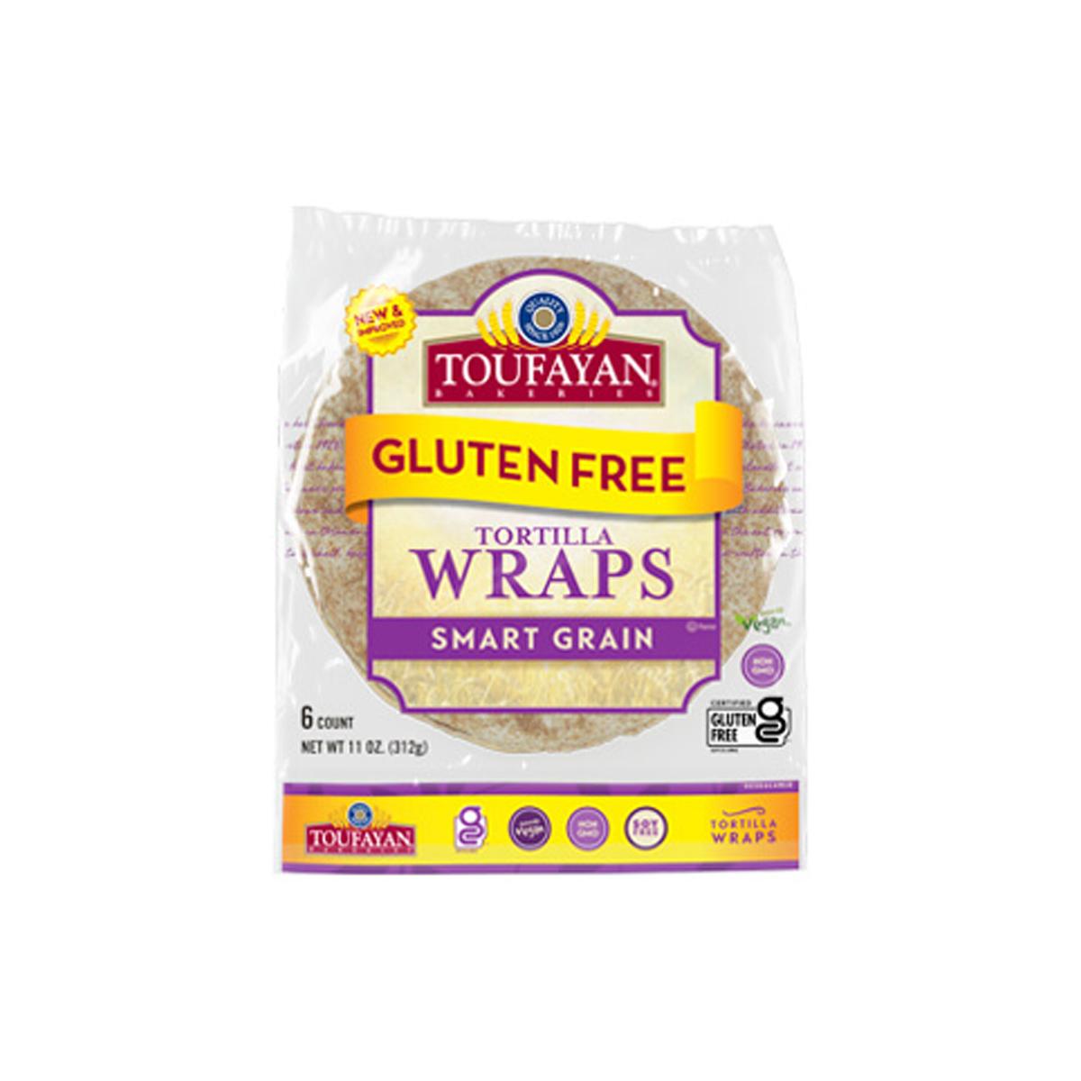 Wrap Sin Gluten Smartgrain