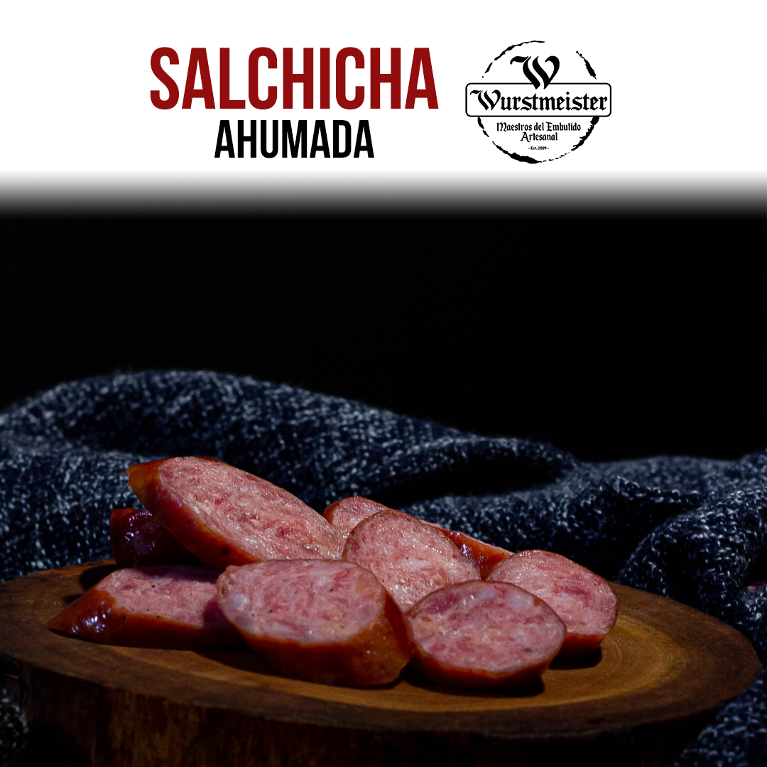Salchicha Alemana Ahumada Wurstmeister