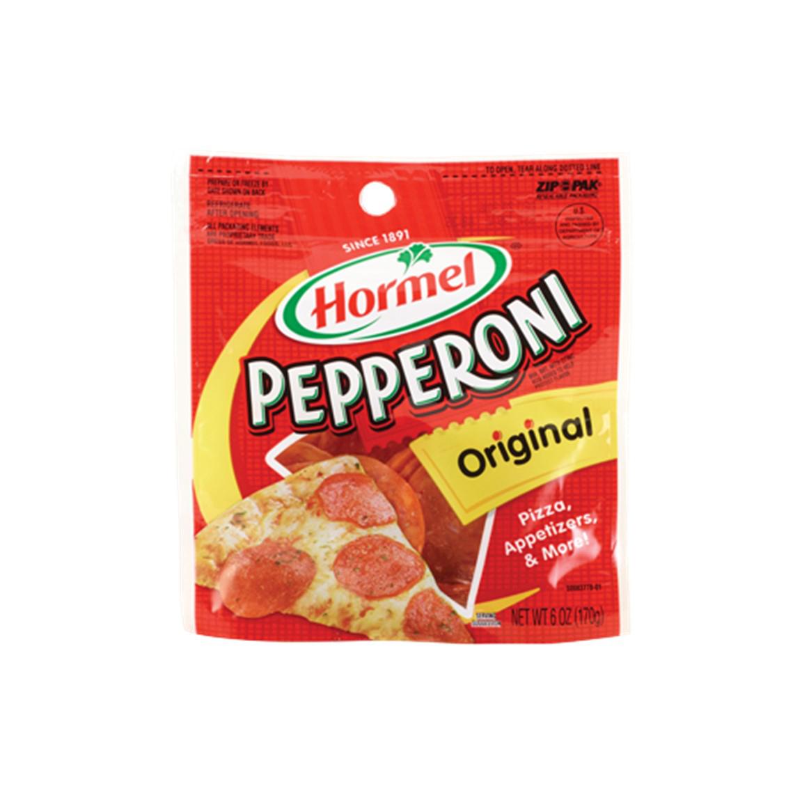 Pepperoni Hormel