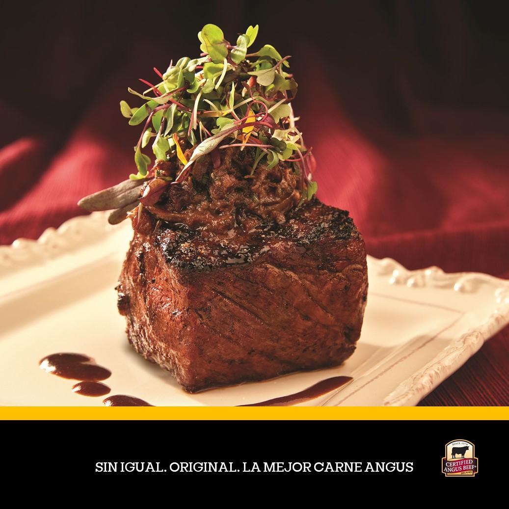 Filete de Res Certified Angus Beef®