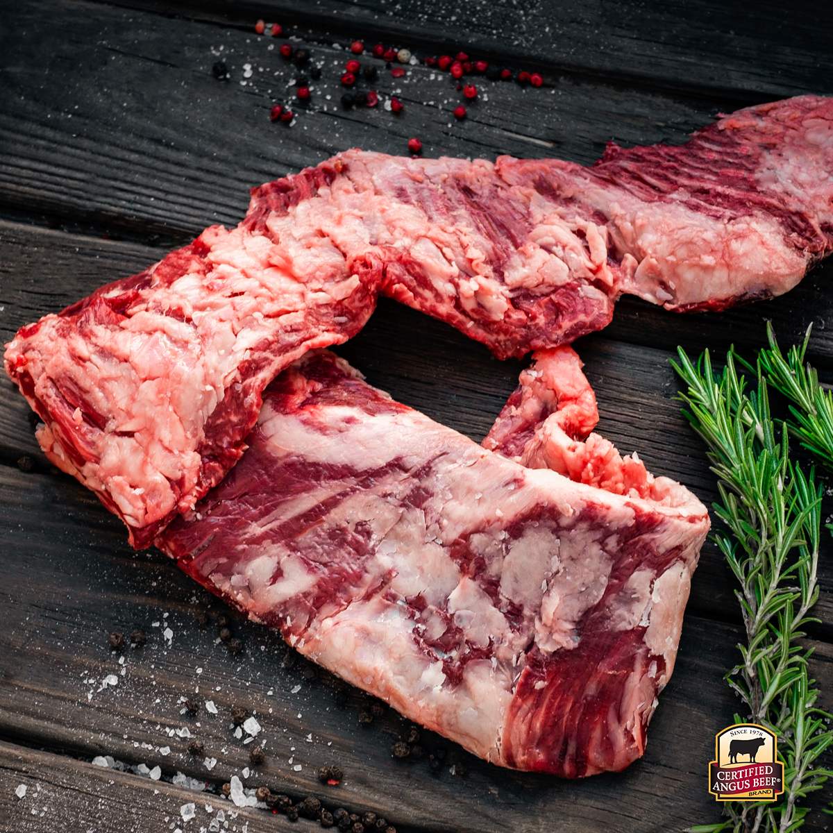 Churrasco Pelado Certified Angus Beef®