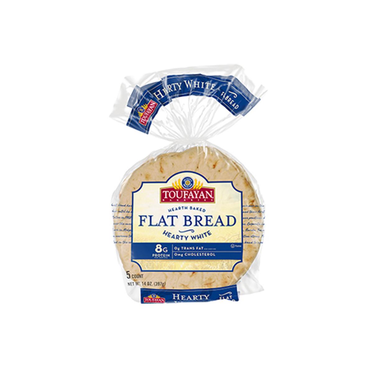 Flat Bread Toufayan