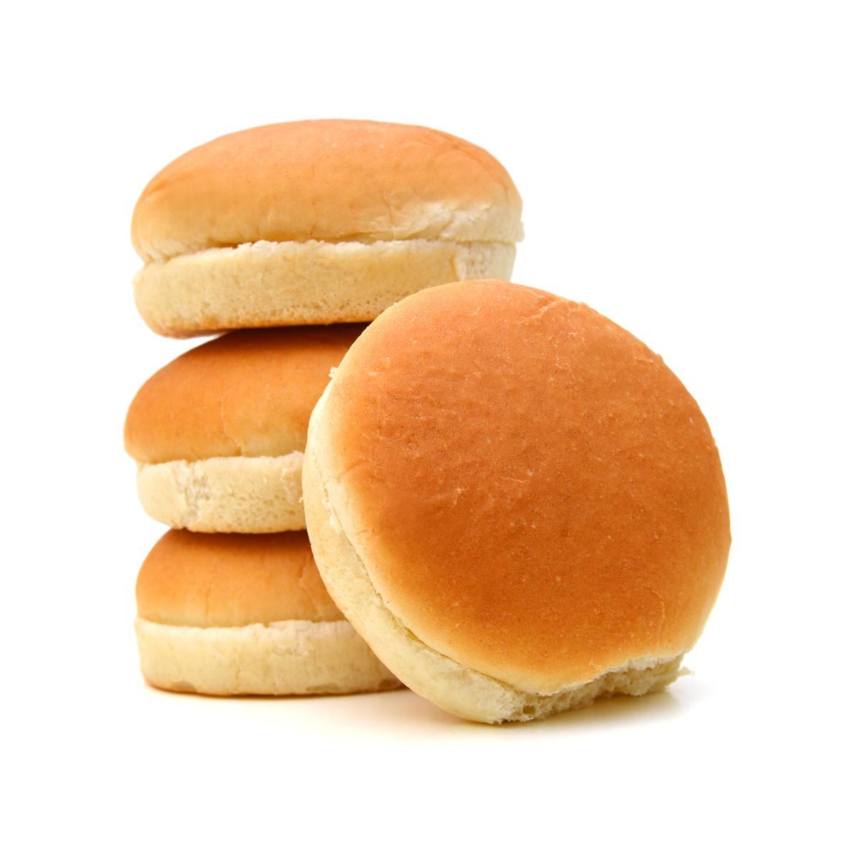 Pan Blanco de Hamburguesa
