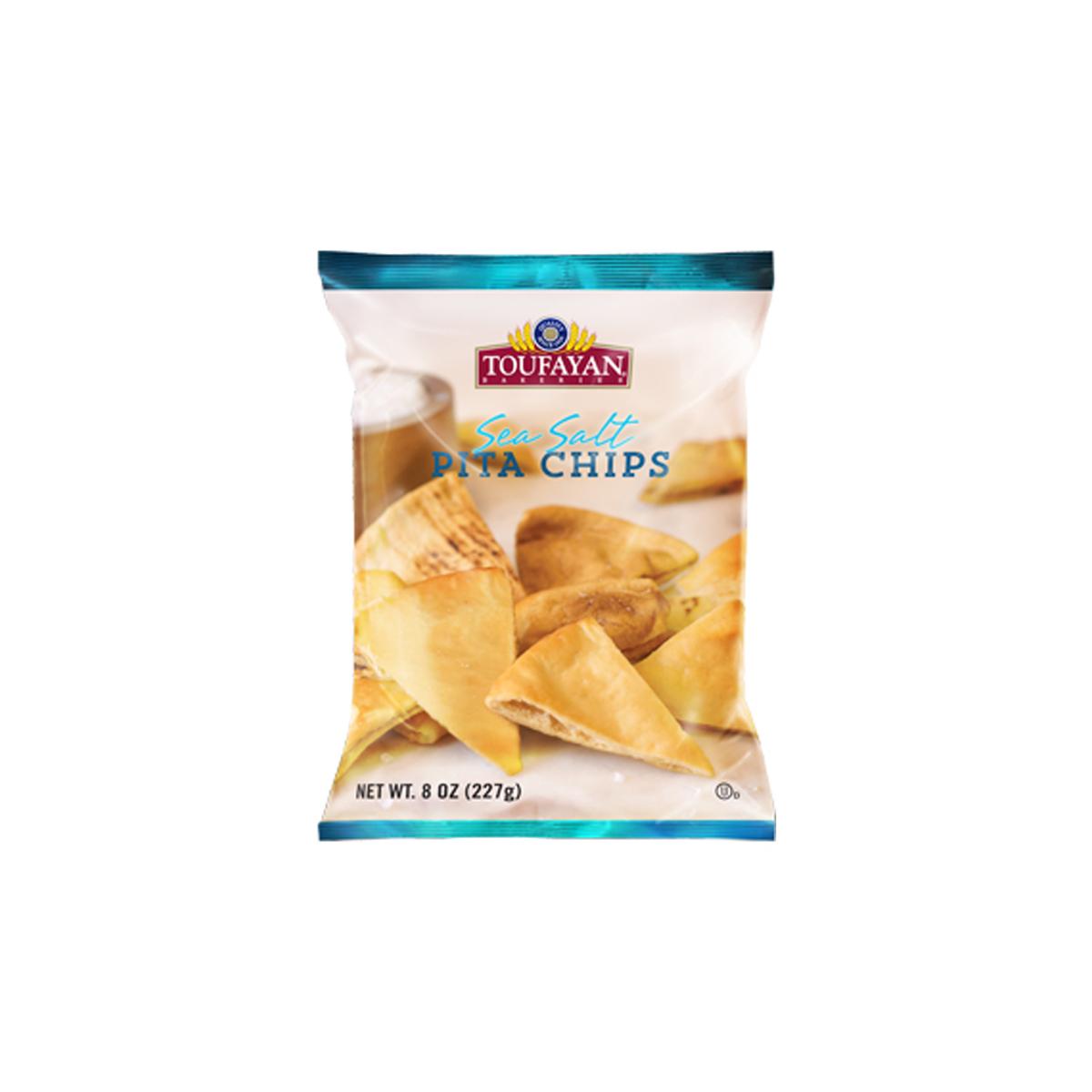Pita Chips Sea Salt