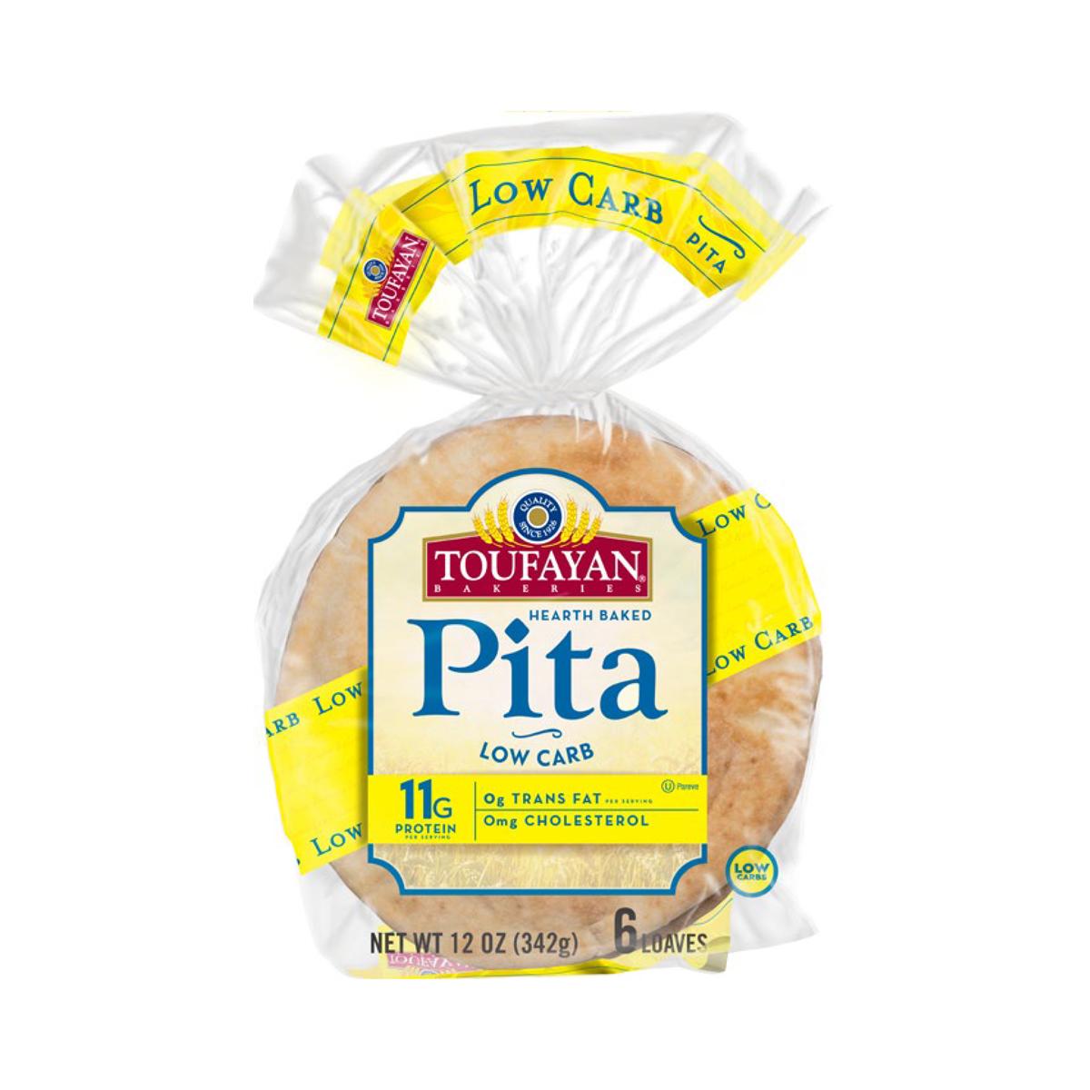 Pan Pita Low Carb