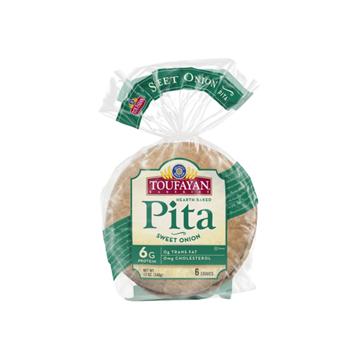 Pan Pita Sweet Onion