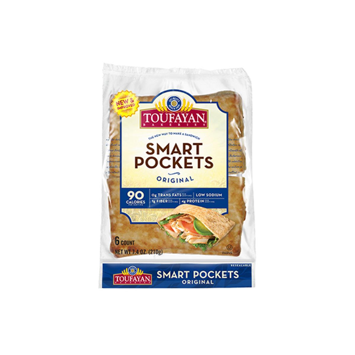 Smart Pockets Plain
